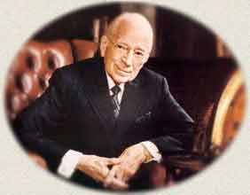 Herbert W Armstrong - God's end-time Apostle
